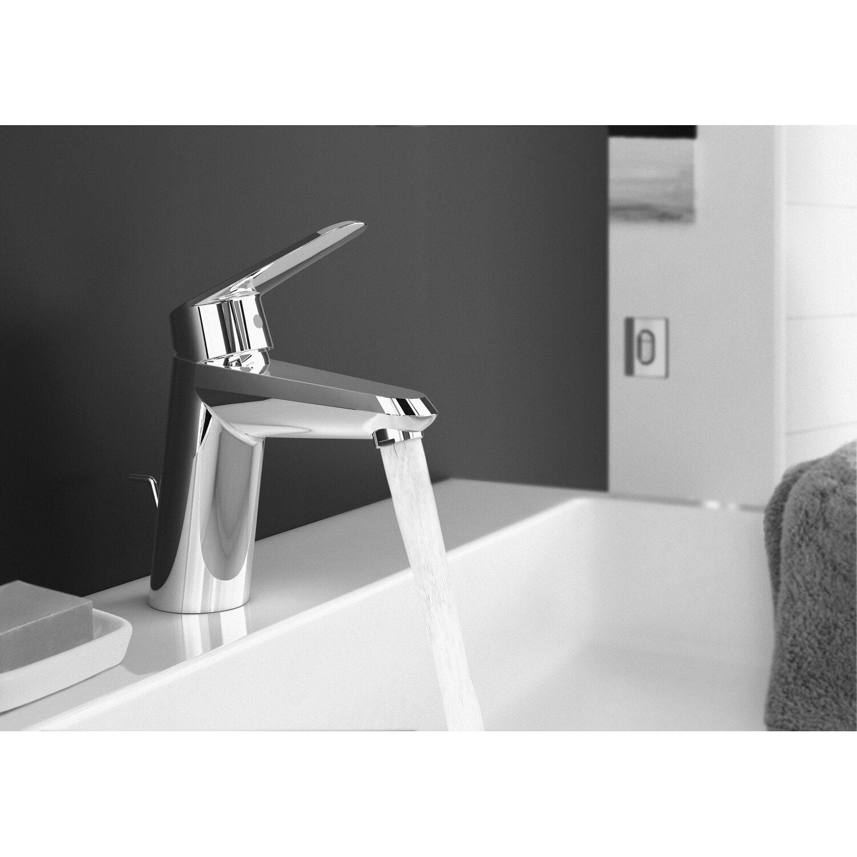 grohe einhebelmischer waschbeckenarmatur eurodisc c chrom kaufen bei obi. Black Bedroom Furniture Sets. Home Design Ideas