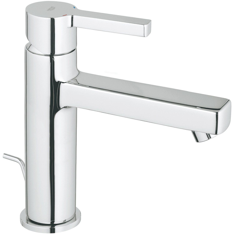 grohe einhand-waschbeckenarmatur lineare m-size kaufen bei obi
