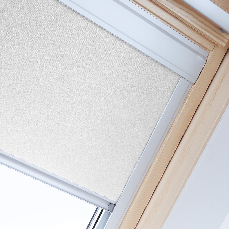verdunkelungsrollo dur 55 cm x 78 cm wei kaufen bei obi. Black Bedroom Furniture Sets. Home Design Ideas