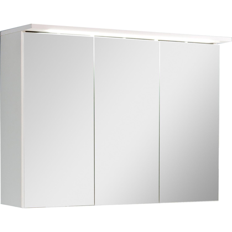 Kesper spiegelschrank flex 60 cm wei eek a kaufen bei obi for Spiegelschrank obi