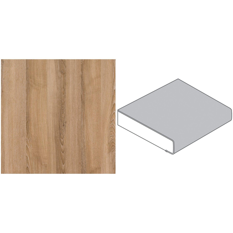 arbeitsplatte 60 cm x 2 9 cm esche messina es295 pof max 4 1 m kaufen bei obi. Black Bedroom Furniture Sets. Home Design Ideas
