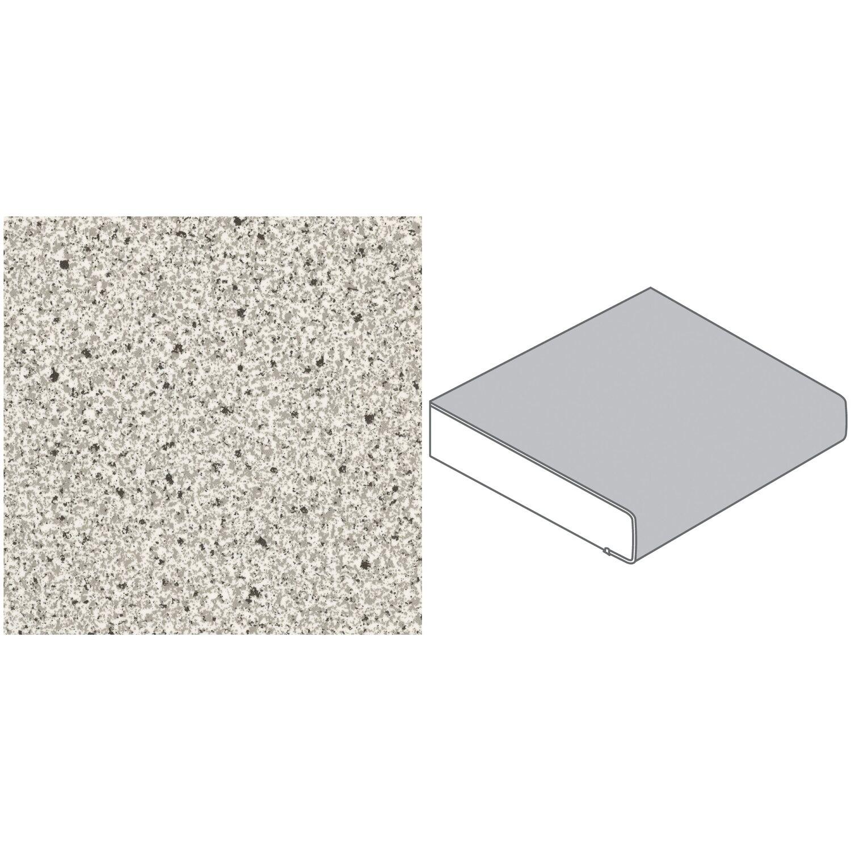 arbeitsplatte 65 cm x 3 9 cm stein wei schwarz st21c kaufen bei obi. Black Bedroom Furniture Sets. Home Design Ideas