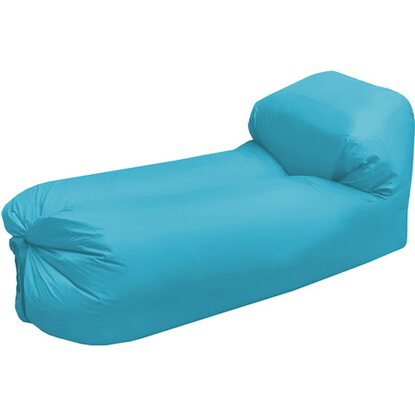 Air Lounger-Kissen Plus Cape Cod breeze 180 cm x 80 cm Blau