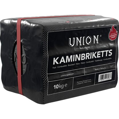 Union Kaminbriketts 10 kg