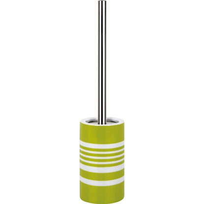 Spirella WC-Bürste Tube-Stripes Kiwi