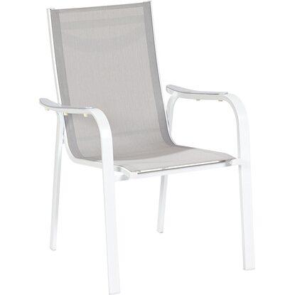 Gartenstühle Alu Stapelbar : obi gartenstuhl princeton stapelbar alu textil hellgrau kaufen bei obi ~ Watch28wear.com Haus und Dekorationen